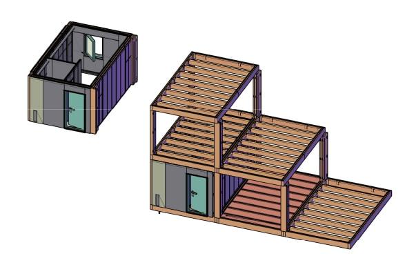 modelisation 3D SMOME