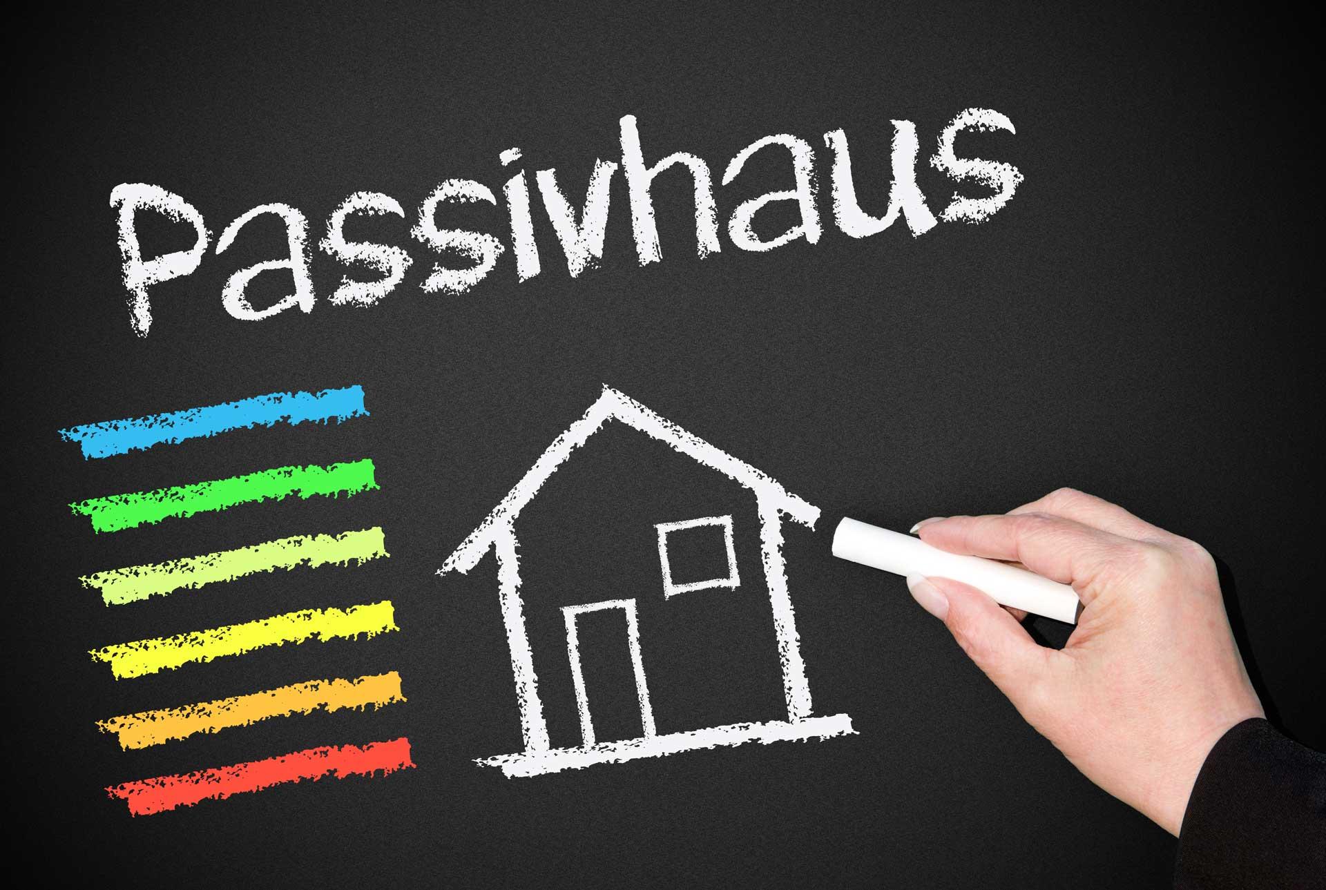Maison Passivhaus